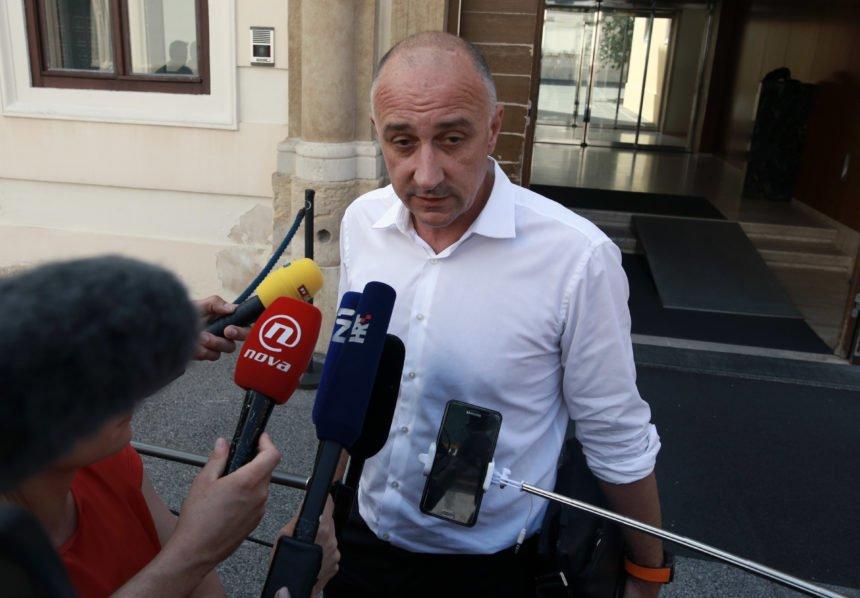 Ivan Vrdoljak progovorio o svom i Kuščevićevom savjetniku Holiku: Dao sam mu otkaz jer nije imao rezultate