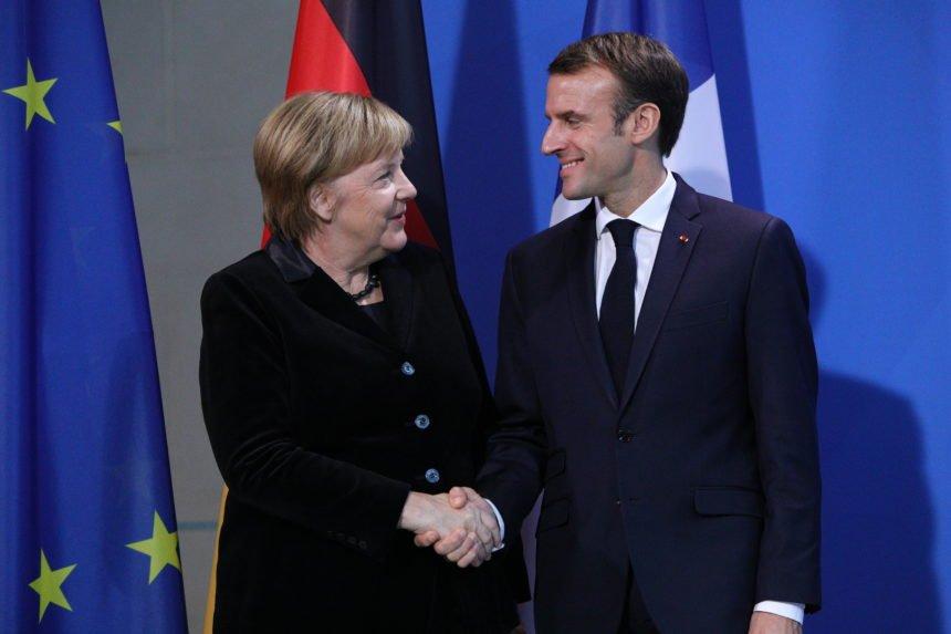 """Merkel i Macron ne podržavaju drakonsko kažnjavanje Trumpa: Osudili su prijetnju """"digitalne oligarhije"""""""