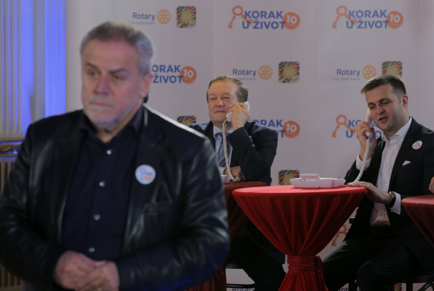 Uvijek vjeran: Hoće li se rektor Damir Boras ikada odreći Milana Bandića?