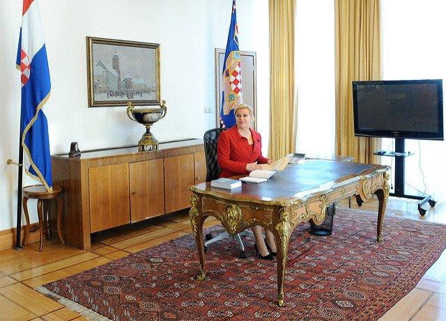Znamo da Plenković šalje Božinovića u Marakeš, ali zašto sada predsjednica šuti