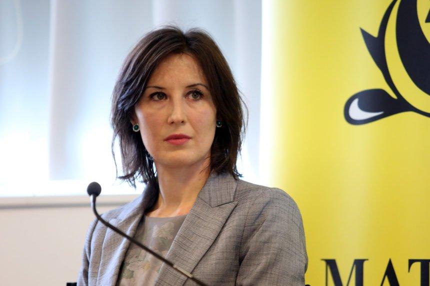 Dalija Orešković ide u predsjedničku utrku: Zoran Milanović nije pravi borac protiv korupcije
