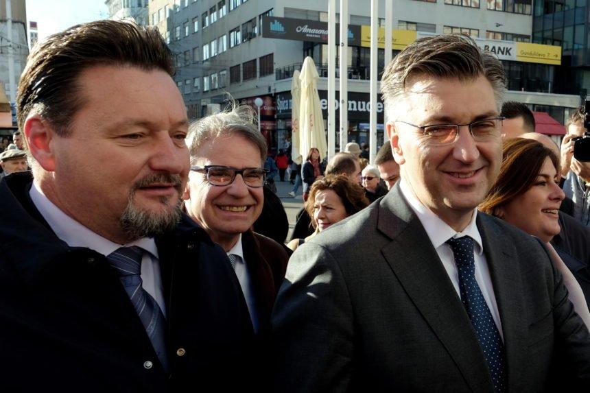 Sindikati su prilično lako prikupili 600 tisuća potpisa: Treba li se Plenković zabrinuti?