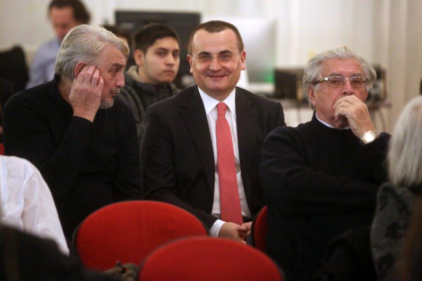 Posljednji hrvatski Juda: Bivši čelnik HDZ-a na promociji knjige o udbašu Josipu Perkoviću
