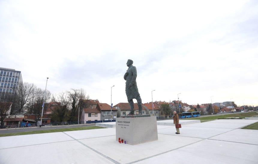 Ekstremna ljevica ponovno napada Tuđmana: Organiziraju prosvjed kod njegova spomenika. Zašto brane vandala Draču?