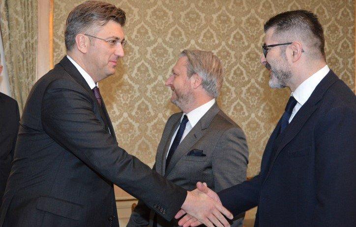 Još jedan gaf Roberta Kopala: Hoće li ga Plenković kazniti?