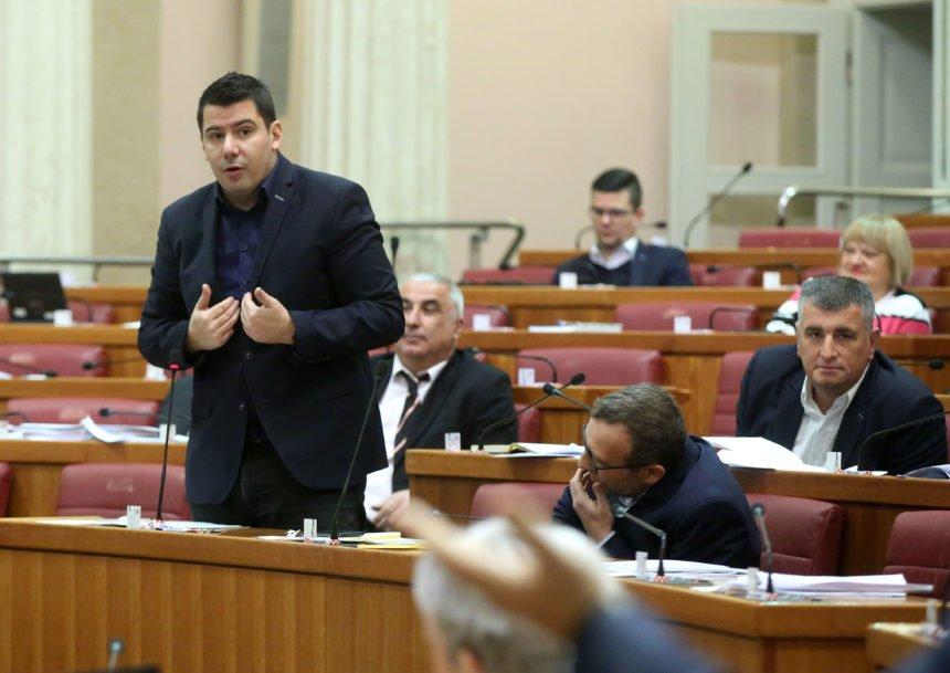 Grmoja poručio Hasanbegoviću i Zekanoviću: Ili si na Plenkovićev daljinski ili si smotan i zbunjen