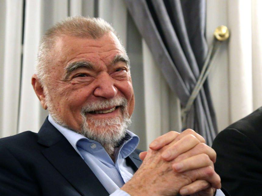 Stipe Mesić očekivano hvali  Zorana Milanovića i Daliju Orešković: Što je, posve neočekivano, rekao o Bozaniću?