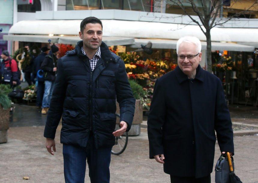 Nerealne ambicije bivšeg predsjednika: O, samo ne opet Josipović