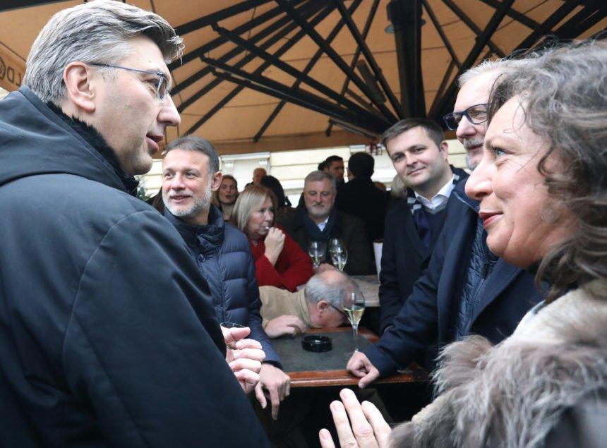 Priprema li Plenkovićeva Vlada teren za prodaju 19 posto dionica Ine?