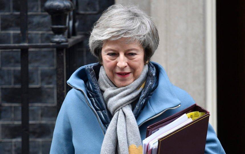 Britanski parlament nije podržao sporazum koji je Theresa May potpisala s Europskom unijom