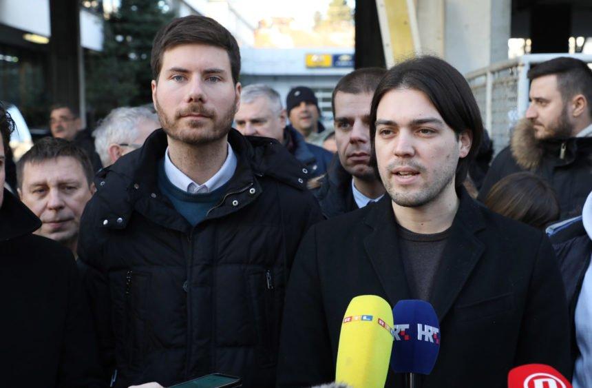 Abeceda demokracije u Živom zidu: Zašto je Pernar morao poslušati šefa Sinčića?