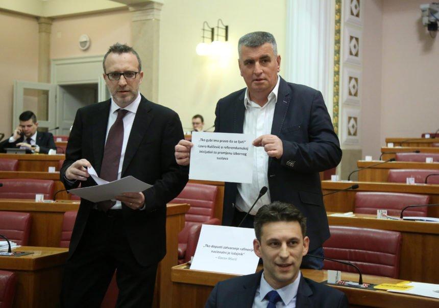 """Miro Bulj napao Karla Resslera:  Što je mladi HDZ-ovac napisao u """"Balkanskoj kriminologiji""""?"""