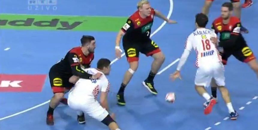 Gotovo je: Hrvatska izgubila od Njemačke u još jednoj dramatičnoj utakmici