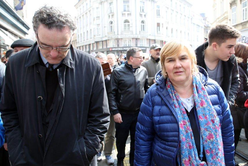 Jutarnji i Večernji list udruženo napali Željku Markić: Jesu li to napravili po nalogu HDZ-a?