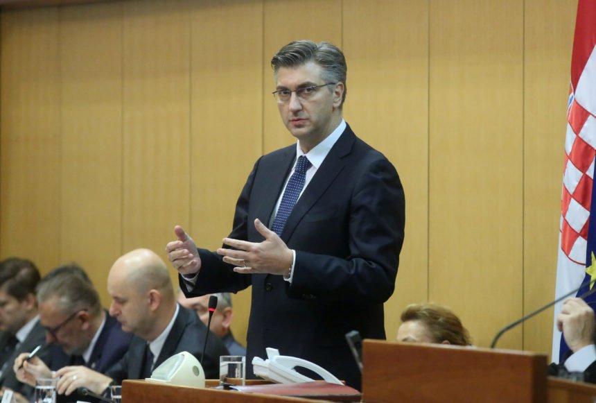 Plenković neće u Bleiburg ni ove godine: Za razliku od vodstva HRT-a, on nikad neće tužiti novinare