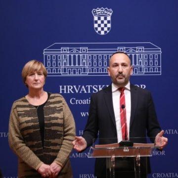 Ujedinjenje desnice: Koalicija Hrast-HKS najavljuje proširenje, ali bez Hasanbegovića i Petrova