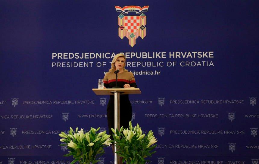 Predsjednica o zločincu Karadžiću: Konačna presuda za izvršitelja velikosrpske politike