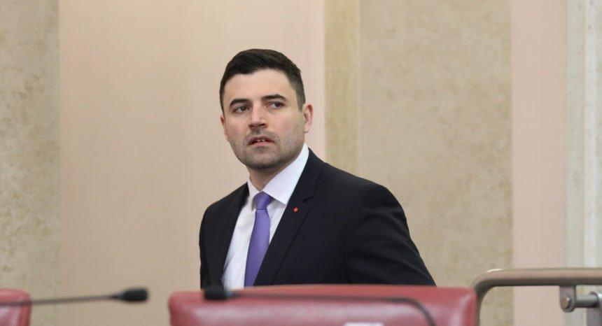 Bernardić teško optužio Božinovića i Plenkovića: Sumnja da su pomagali Damiru Škari
