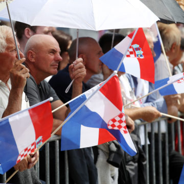 """Austrijska """"dobrodošlica"""" za sudionike komemoracije u Bleiburgu: Četiri prosvjeda, jake policijske snage…"""