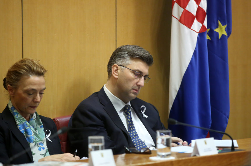 """Napetost u Banskim dvorima: Ministri kojima se klima fotelja osjećaju se kao """"topovsko meso"""""""