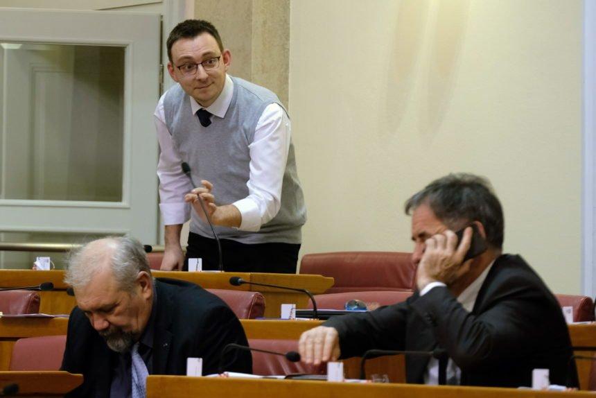 Bojan Glavašević podržao Plenkovića i optužio Bujicu: Naš javni prostor je toksičan