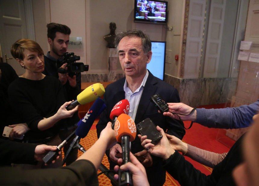 Grmoja o dvije kolone u Jasenovcu: Vladinu komemoraciju bojkotiraju članovi vladajuće koalicije