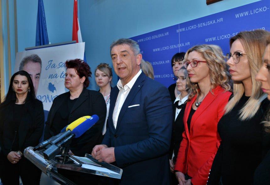 Darko Milinović uvjeren u pobjedu u Lici: Uvijeno pozvao nezadovoljne HDZ-ovce na otpor prema Andreju Plenkoviću