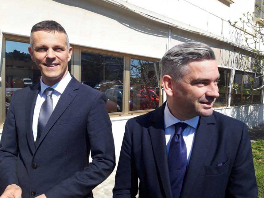 Istarski župan Valter Flego: Pobijedili smo u ratu jer smo bili hrabri i odlučni, sve to fali političarima iz Zagreba