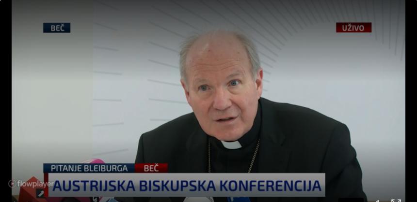 Bečki nadbiskup Christoph Schönborn o Bleiburgu: U Austriji se kaže da je to fašistoidni skup, a u Hrvatskoj da je to povijest predaka