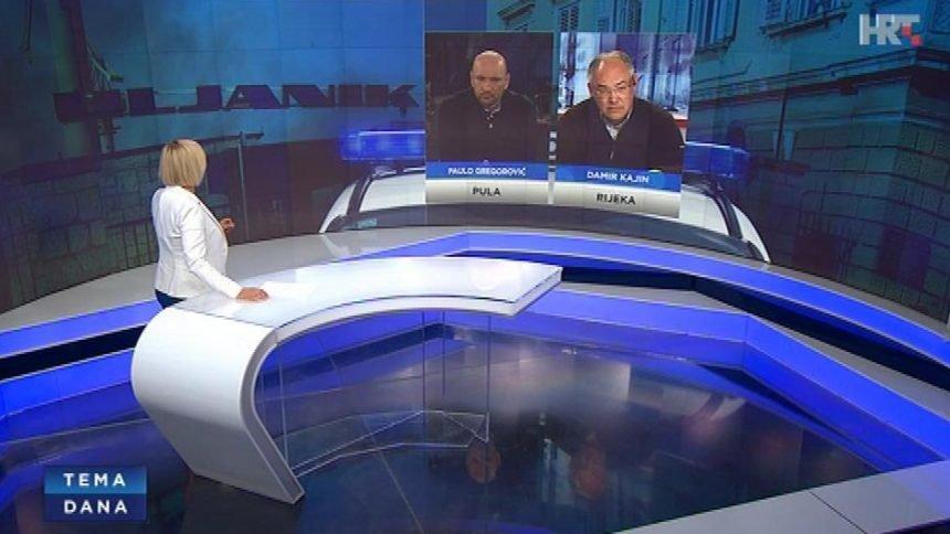 Narodni tribun Damir Kajin: Osjećam se poniženo, Istru su pokrali naši najbolji sinovi