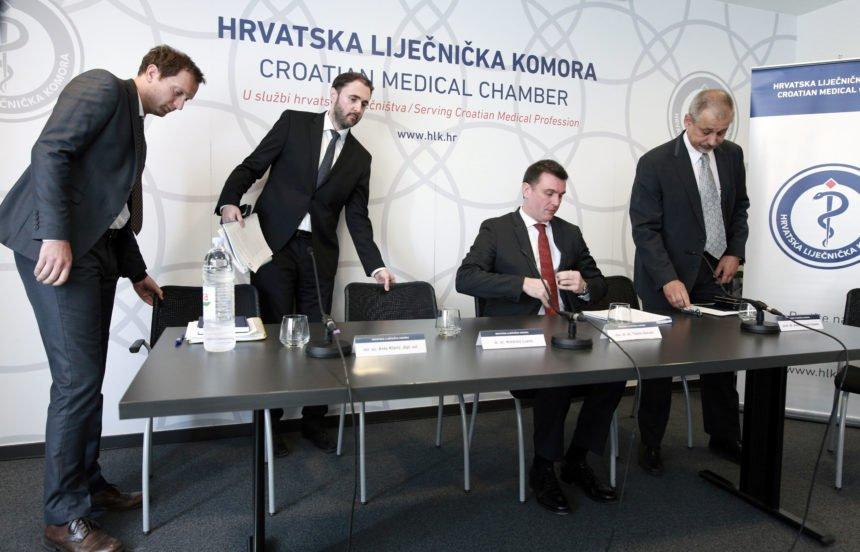 Doktori biraju predsjednika: Kako su blisku suradnici Goluža i Luetić postali ljuti suparnici