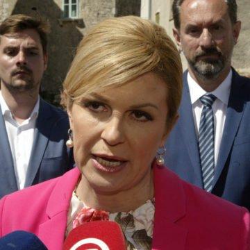 Pernar usporedio Kolindu s Josipovićem: Nažalost, i ona  je bezlična i bez stava