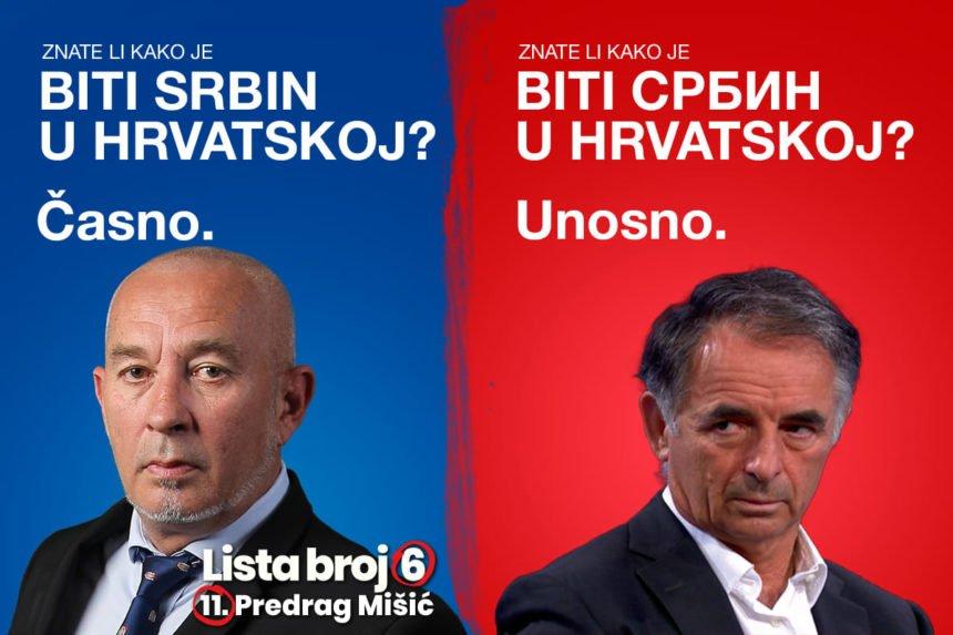 Hrvatski branitelj Mišić protiv Pupovca: Kako je biti Srbin u Hrvatskoj?