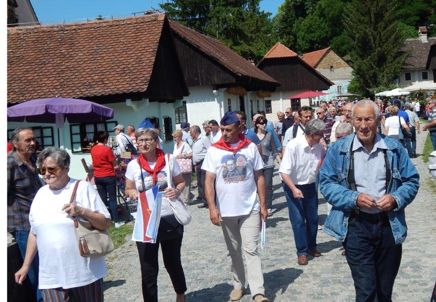 Okupljanje komunističkih nostalgičara u Kumrovcu: To je dan mladosti i radosti za HNS-ova načelnika