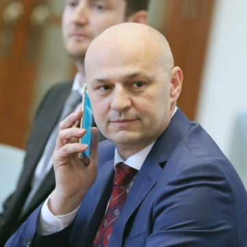 Mislav Kolakušić i dalje želi biti premijer, ali i ministar pravosuđa i unutarnjih poslova: Njegov šef kampanje bio je član Živog zida