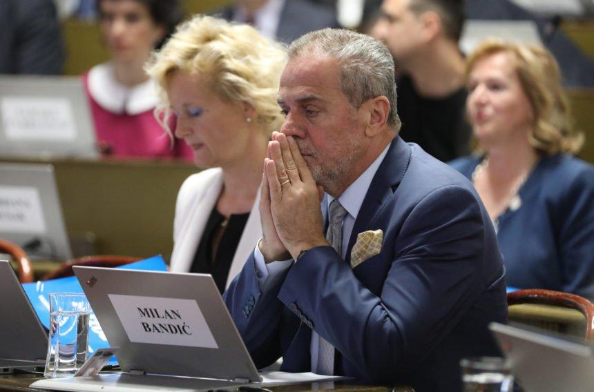 Koalicijski partner HDZ-a Milan Bandić izbacio Jozu Brkića iz još jednog lokala