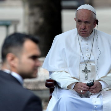 Papa o proglašenju Stepinca svetim: Tražio sam pomoć patrijarha Irineja, još se izučavaju neke točke