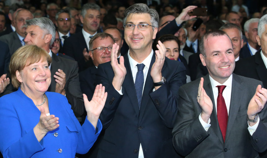 Angeli Merkel raste popularnost: Hoće li koronavirus pomoći Plenkoviću na parlamentarnim izborima?