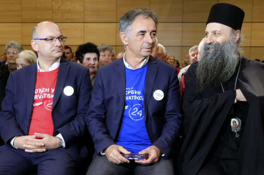 Pupovac izbjegava odgovore: Zašto Oluju naziva etničkim čišćenjem i zašto je Jović blokirao Jadranku Kosor?