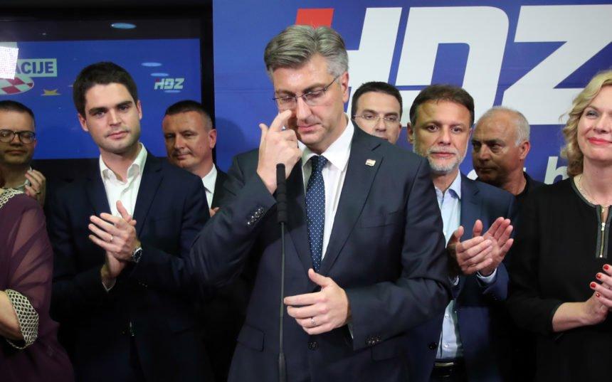 """""""Plenković je iznevjerio stranačku bazu HDZ-a i baza ga je bojkotirala: Uskoro bi mogao biti gotova priča"""""""