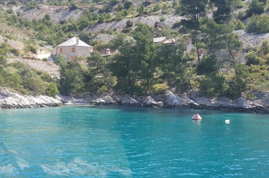 Otkrili smo tajnu kamene kuće tik uz more koja se povezuje s ministrom Lovrom Kuščevićem