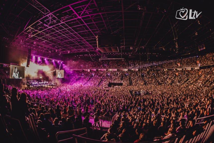 Tisuće ljudi uživalo u najvećem koncertu duhovne glazbe: Tko je bio najveća zvijezda?