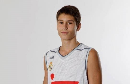 Mlada zvijezda Reala donijela odluku: Mario Nakić izabrao Srbiju umjesto Hrvatske