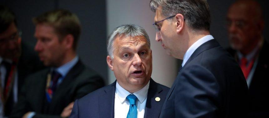 Viktor Orban rekao zbogom Andreju Plenkoviću i Angeli Merkel: Pučani su postali dodatak europskoj ljevici