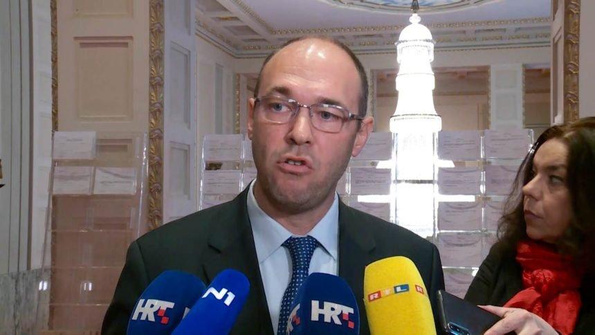 Stier: Doživjeli smo izborni neuspjeh, HDZ treba potporu desnih birača