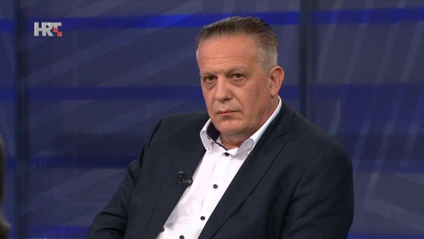 Doktor Hrvoje Tomasović žestoko kritizirao stanje u HDZ-u: Hoće li ga izbaciti iz stranke?