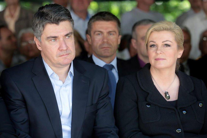 Milanović se ekspresno ogradio do Glavaša: Poručio predsjednici da skoči na beton s tri metra visine