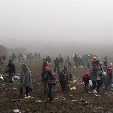 """Policijski sat za migrante: """"Nemoguće je ovako živjeti"""", """"ovo je katastrofa"""""""