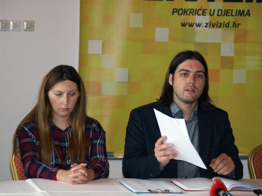 """Smiješno i žalosno: Sinčić svoju suprugu oslovljava s """"potpredsjednica Palfi"""""""