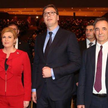 Kolinda vjeruje da je Vučić dokumente o nestalima dostavio u dobroj vjeri: Ponovno bi ga zvala